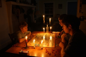 games by candlelight