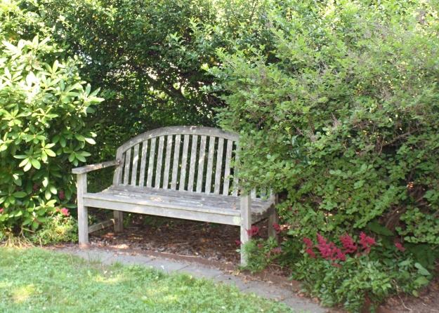little circle bench