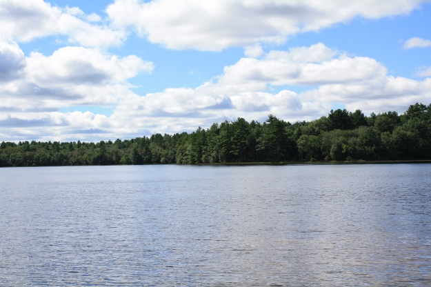 yawgoo pond